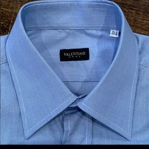 Valentino dress shirt brand new with tags